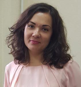 Инна Викторовна Олешко