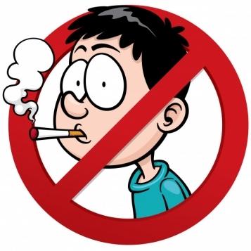 Про заборону куріння на робочих місцях в приміщеннях і територіях університету